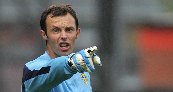 Paul Rachubka: Leeds goalkeeper joins Tranmere Rovers on a one-month loan