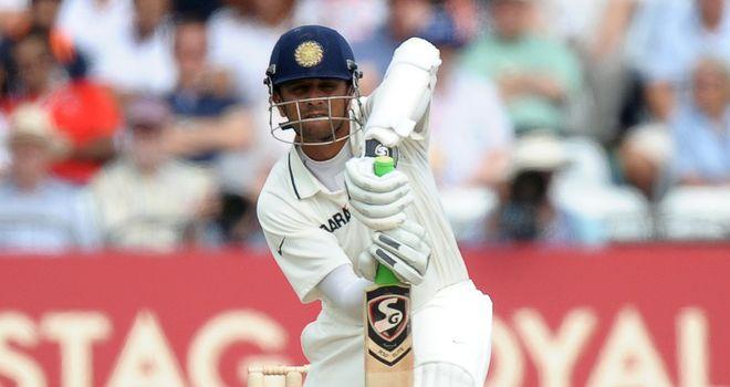 Dravid: Back in India squad