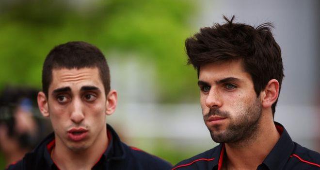 Wholesale change: Toro Rosso dropped both Sebastien Buemi and Jaime Alguersuari