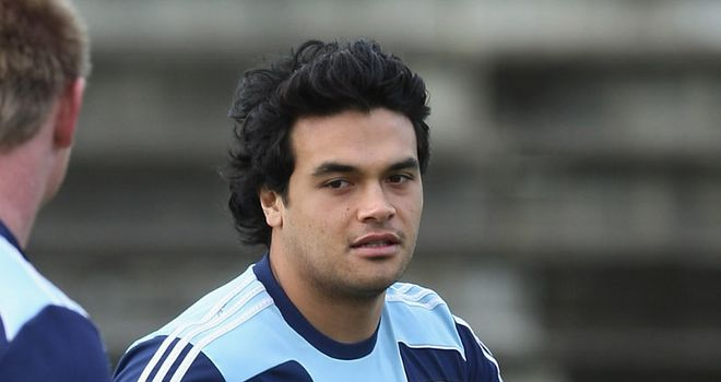 Stanley: Has signed for Western Force
