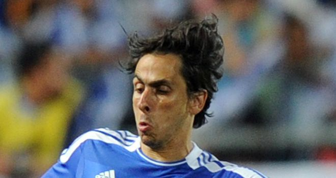 Benayoun: Has slipped down the pecking order at Stamford Bridge