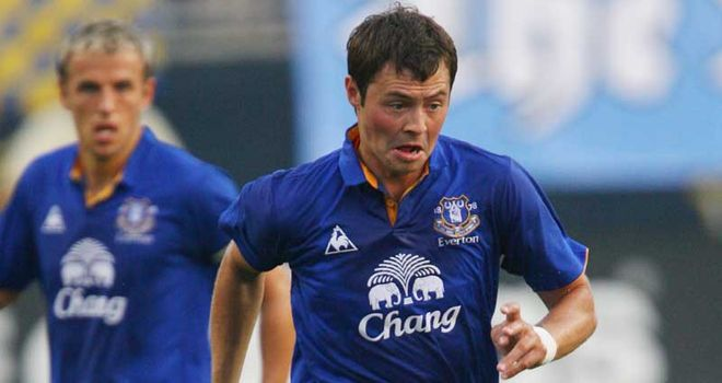 Bilyaletdinov: Is not looking to leave Everton after starting just two Premier League games this season