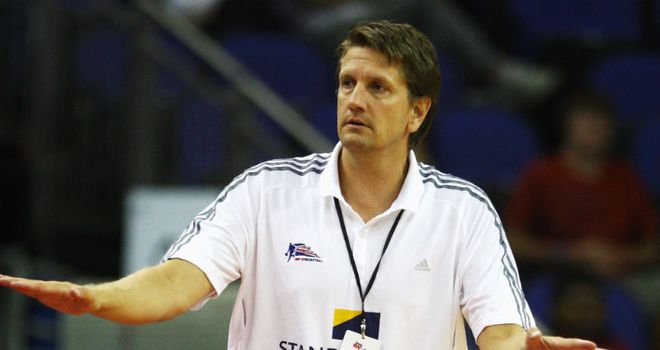Chris Finch: GB coach