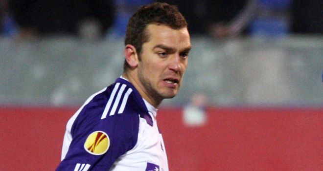 Juhasz: Remains motivated to continue at Anderlecht