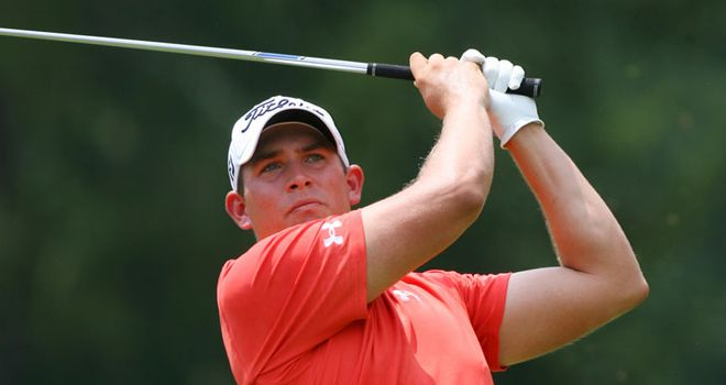 Scott Stallings: birdied 18 twice in quick succession to seal victory