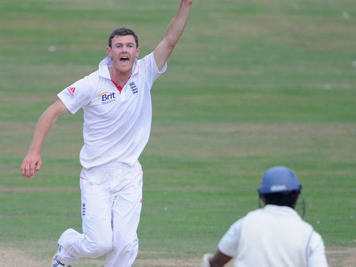 James Harris: Has joined Middlesex
