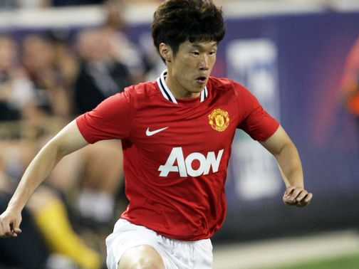 Park Ji-Sung: Hoping to stay at Old Trafford