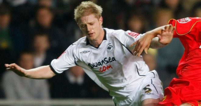 Alan Tate: Swansea defender set to miss games against Bolton and Wolves
