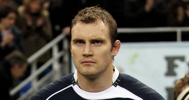 Kellock: not selected in the 22-man squad to face Argentina on Sunday
