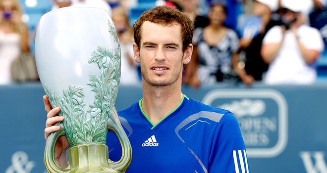 Andy Murray: well on top when Djokovic quit