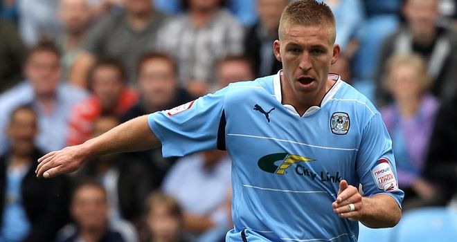 Freddy Eastwood: Striker has been told he can leave Coventry, but he could be too costly for Bournemouth