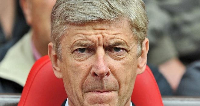 Wenger: Arsenal not favourites in North London derby