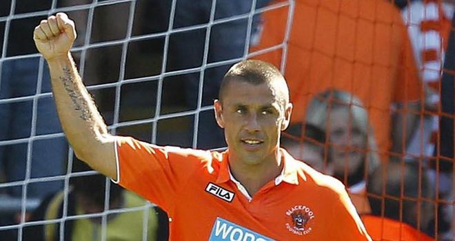 Phillips: Brace earned Blackpool a point before revealing he did discuss a move to Brighton