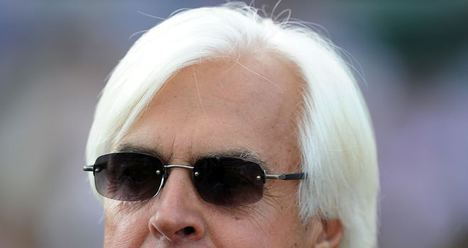 Bob Baffert: Positive about chances