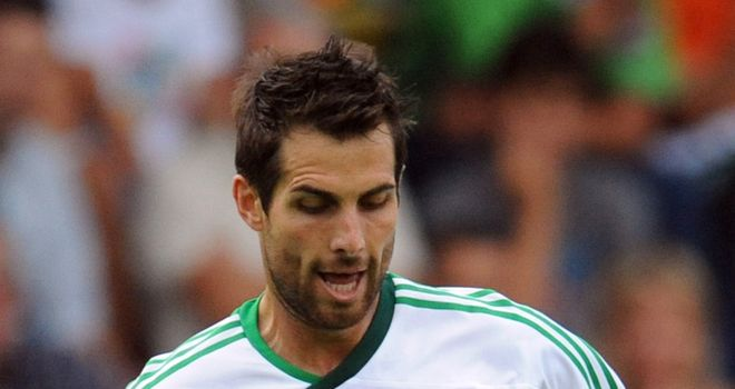 Bocanegra: Was eligible for Rangers on the continent but not on Scottish soil