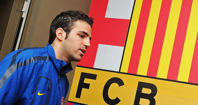 Fabregas: Heading for the exits, but what does his departure mean for Arsenal?