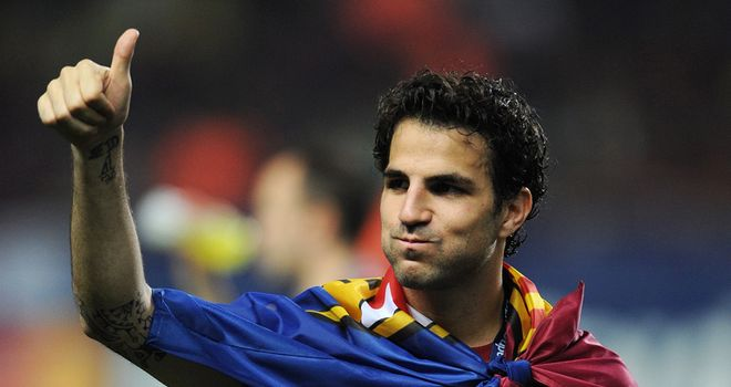 Fabregas: Worth more than Barca paid for him, according to Bartomeu