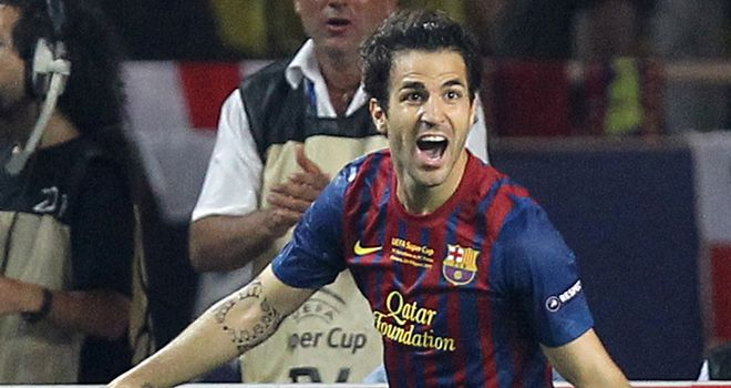 Fabregas: Has made instant impact.