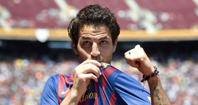 Fabregas: Switch to Barcelona highlighted Spain's financial dominance over Italy