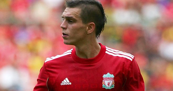 Agger: The centre-back is pleased with Liverpool's start but remains cautious