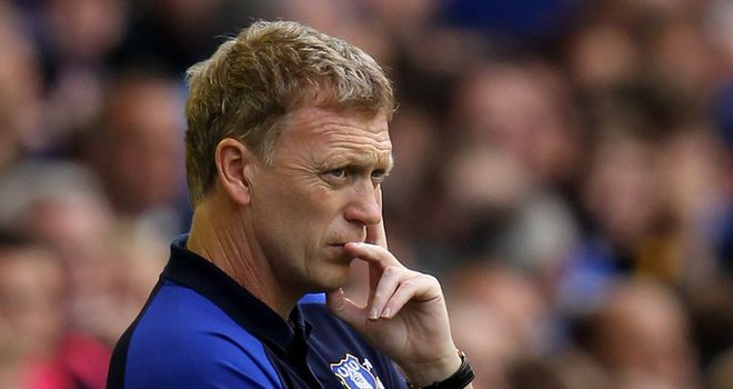 Moyes: Eyeing a first win of the campaign