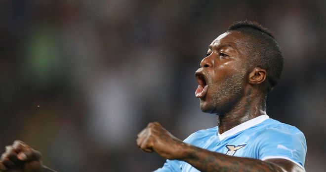 Djibril Cisse: Has slipped down the pecking order at Lazio but remains part of Edy Reja's plans