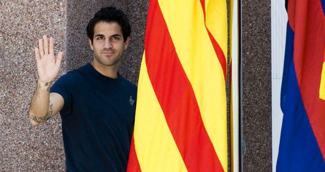 Fabregas: Barca Boy