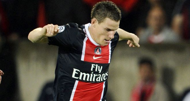 Kevin Gameiro: Scored a hat-trick as PSG restored their three-point lead