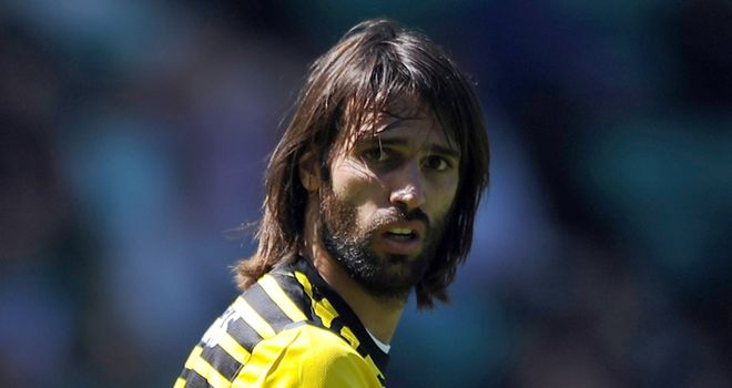 Samaras: Striker singled out by Celtic supporters this season