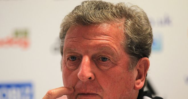 Hodgson: Has named 23 players in his squad for the first half of the season.