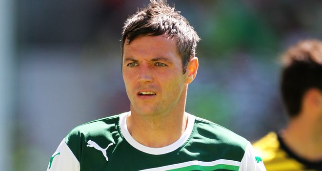 Sproule: Opened the scoring for Hibernian