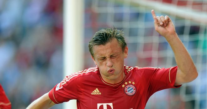 Ivica Olic: Yet to decide on whether he will stay at Bayern Munich next month
