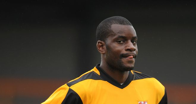 McLeod: Striker returns for the Bees