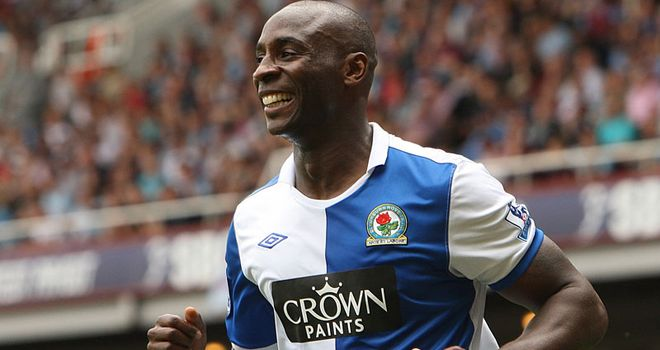 Jason Roberts: Striker scores a brace in Blackburn's 2-0 friendly win over Pune FC