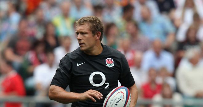 Jonny Wilkinson: Has announced his retirement from international rugby