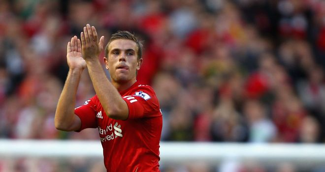 Jordan Henderson: Surprised Liverpool have not been to Wembley since 1996