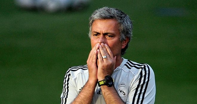 Mourinho: Has the unconditional support of his players despite recent problems