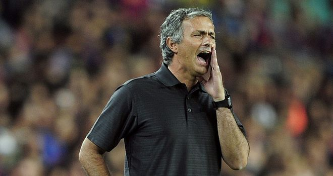 Mourinho: Unhappy with media's reaction to Real Madrid brawl