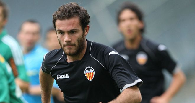 Mata: Wenger confirms Valencia man will not be joining this summer
