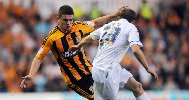Robbie Brady: Hull City are waiting for Manchester United to decide on the midfielder's future
