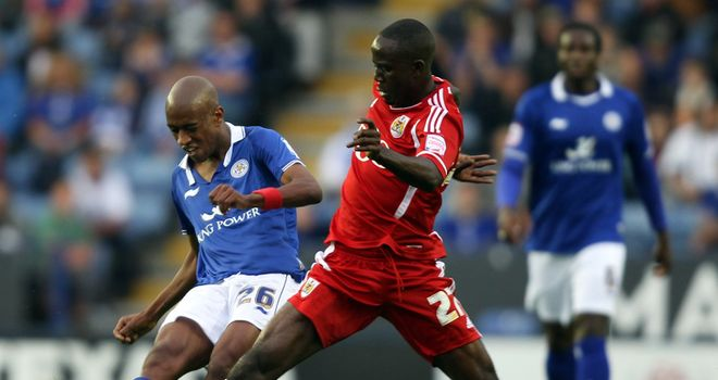 Gelson Fernandes: Has reached an agreement to cancel Leicester loan