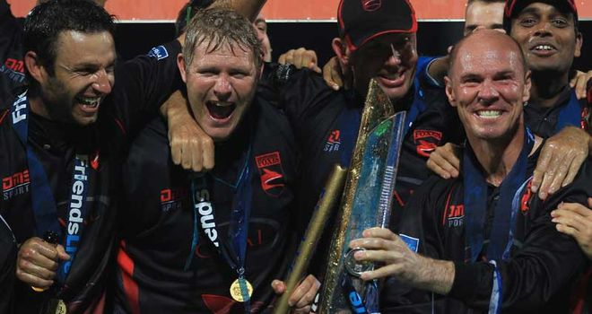 Matthew Hoggard: Looking for more good times after extending his stay with Leicestershire