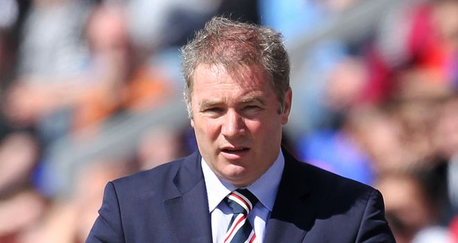 McCoist: Insists Rangers have no outstanding offers for players on the table
