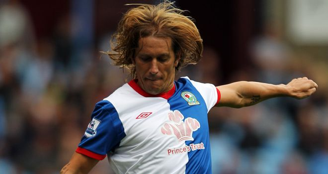 Michel Salgado: Veteran Blackburn defender can leave Ewood Park in January