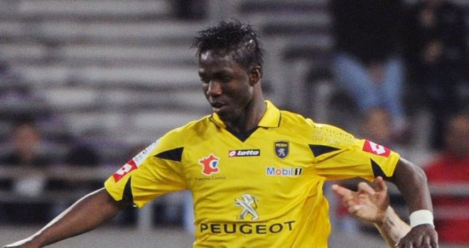 Modibo Maiga: Sochaux striker is disappointed to see move to Newcastle fall through