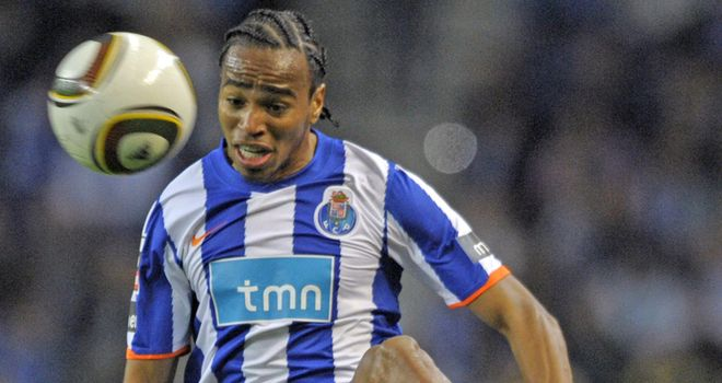 Alvaro Pereira: Has committed his future to Porto and says he is happy