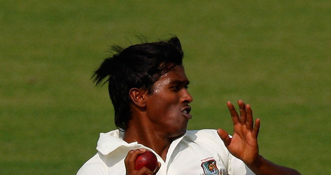 Rubel Hossain took 4-31