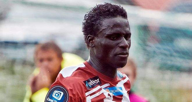 Kara Mbodj: Could be set to leave Tromso if the right offer is made