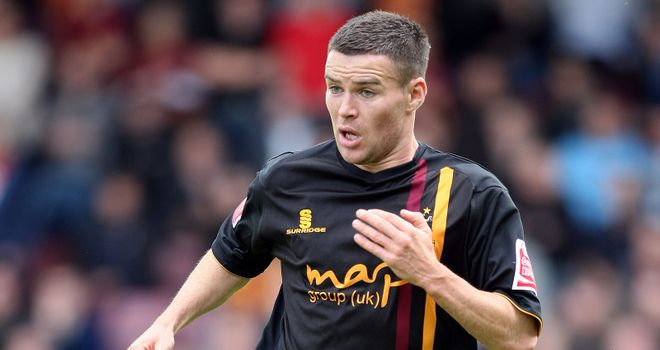 Simon Ramsden: Has made the move north to sign for SPL side Motherwell