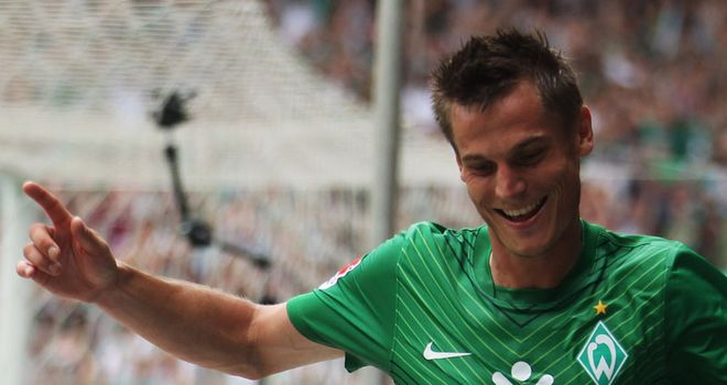 Markus Rosenberg: Has decided to wait before committing himself to Werder Bremen beyond the summer